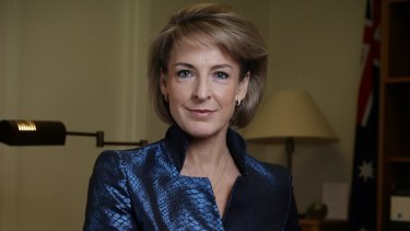 Employment Minister Michaelia Cash.