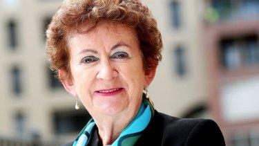 Dr Marie Leech, chair of the International Grammar School.