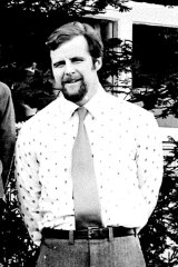Robert Morris, who was jailed this year for abusing young boys in Cranbourne and Ringwood in the 1970s.
