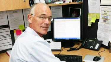 Master Grocers Australia chief executive Jos de Bruin.