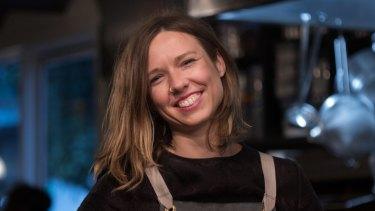 Author Emily Bitto runs the bar Heartattack and Vine.
