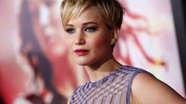 Hacked: Jennifer Lawrence.