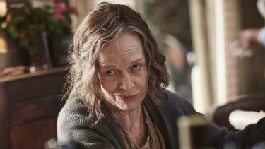 'What a great injection into the industry' ... Judy Davis in <i>The Dressmaker</i>.