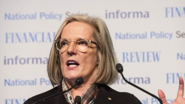 Lucy Turnbull, speaking in her capacity as Chair of the Greater Sydney Commission in June.