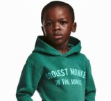 H & M's 'racist' hoodie was pulled from stores.