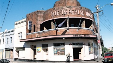 The Imperial Hotel, Erskineville.