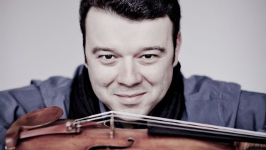 Vadim Gluzman's performance gave an over-riding impression of thick creamy solidity and rich clarity - a glory to hear.