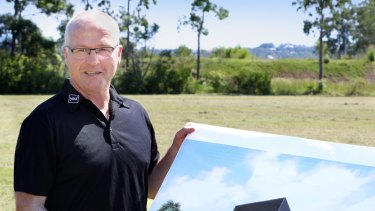Sunshine Coast Council Mayor Mark Jamieson.