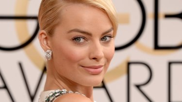 The interview with Margot Robbie has been labelled bizarre and sexist.