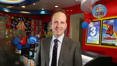Tatts CEO Robbie Cooke is unimpressed with the NT bookies' pork chop-like behaviour.
