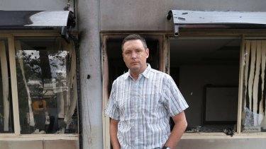 Lyle Shelton has fired shots at former Greens senator Robert Sims and Greens MP Adam Bandt.