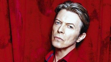 David Bowie, still pushing boundaries.