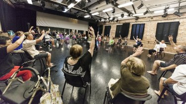 Dance for Parkinson's has led to improvements in physical and emotional health, researchers say.