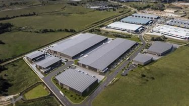 Oakdale, developed by Goodman and Brickworks. According to industrial property agents, Amazon has signed a lease deal for a large purpose-built warehouse on the estate.