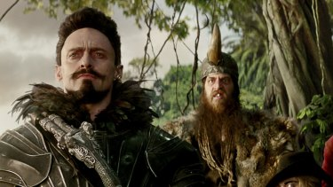 Panned: Hugh Jackman's <i>Pan</i> has been mauled by film critics but it is not alone in the history of brutal movie reviews.