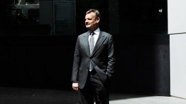 Foxtel CEO Richard Freudenstein.