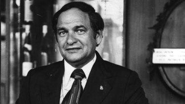 Abe Saffron 1978