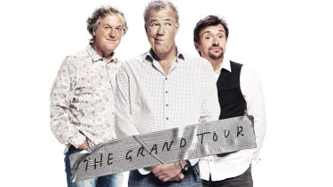 Amazon's <i>The Grand Tour</i> has become the most illegally downloaded show in history.