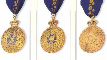 About one in three nominees for Order of Australia honours is a woman.