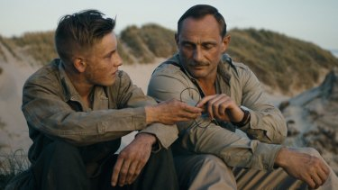 Still from Land of Mine