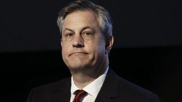 Westpac chief executive Brian Hartzer