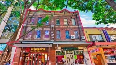 82-84 Dixon Street, Haymarket, NSW sold at auction for $19.9 million.