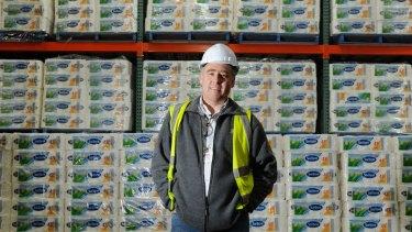 Record Aussie sales tipped: Costco Australia managing director Patrick Noone