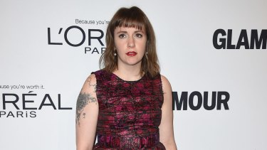 Lena Dunham has had a total hysterectomy.