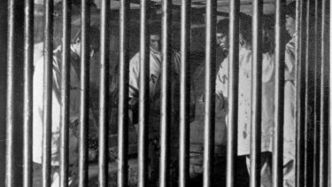 The Success later toured the world with an exaggerated re-enactment of the horrific conditions convicts faced.