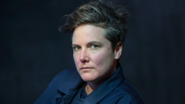 """""""I subscribed to the idea that homosexuals are subhuman"""": Hannah Gadsby spent years struggling with who she was."""