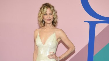 Meg Ryan at the CFDA Fashion Awards In New York in June.