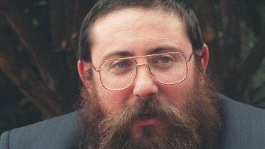 Rabbi Moshe Gutnick.
