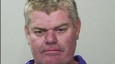 Stephen Boyd had surgery in Canberra Hospital after hitting his head on the steering wheel during a police pursuit.
