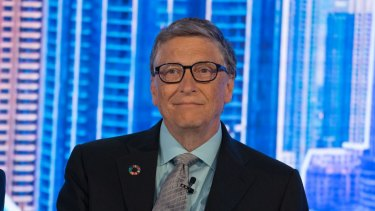 Knocked off to second rank on the billionaires' list, but Bill Gates is still the world's biggest philanthropist.