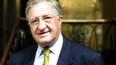 Former Liberal Party president John Elliott.