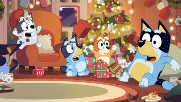 Bluey Christmas Special