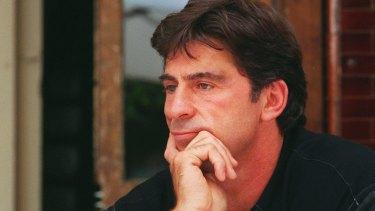 Michael Hamill pictured in 1999.