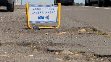 Speed camera vans will be used in school zones in WA.