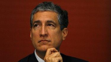 Orica chief executive Alberto Calderon says the future for commodity markets remains uncertain.