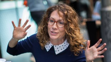 Accurately capturing her character's vernacular is part of Kitty Flanagan's brilliance.