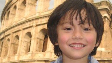 Missing: Julian Cadman