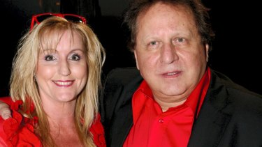 Sharon Sargeant and Frank Monte.