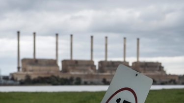 The closure of the Hazelwood power plant has shaken the community.