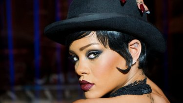 Shapeshifting exotic dancer: Rihanna in <i>Valerian and the City of a Thousand Planets</i>.