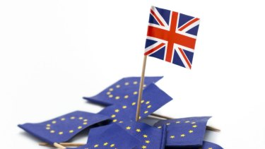 A public opinion poll of five big European countries found that only 13 per cent of Germans were for Brexit, compared to 41 per cent of the French.