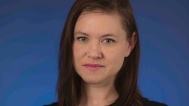 Australian Ruth Greenwood is a legal expert leading arguments in North Carolina against gerrymandering.