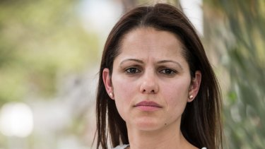 Domestic violence survivor Angela Hadchiti has welcomed the proposed changes.
