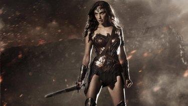 Gal Gadot steals the show in <i>Batman v Superman: Dawn of Justice</i>.