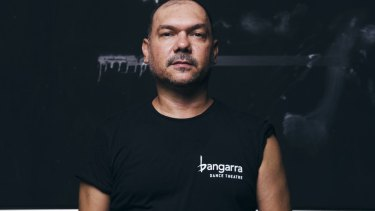 Bangarra Dance Theatre artistic director Stephen Page has been given a lifetime achievement award at the 2016 National NAIDOC Awards Ceremony.