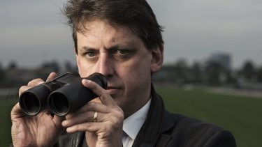 High stakes: Terry Bailey.